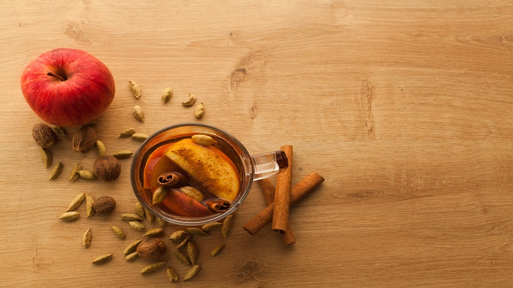 Hot Mulled Cider Day